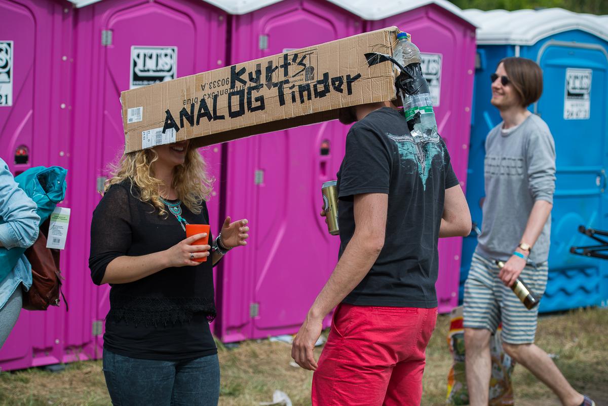 Finne festival bekjent